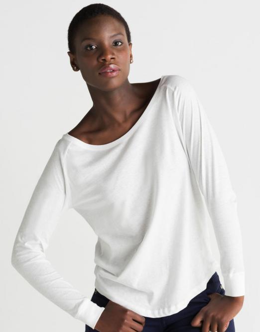 Bílé tričko Mantis