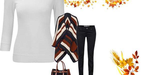 V podzimním oblečení nemusí být nuda